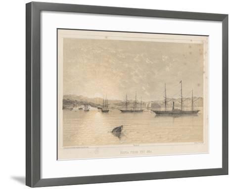 Napha from the Sea, 1855-Wilhelm Joseph Heine-Framed Art Print