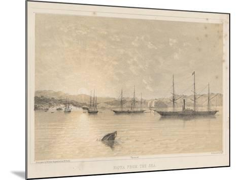 Napha from the Sea, 1855-Wilhelm Joseph Heine-Mounted Giclee Print