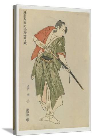 Yamatoya, 1794-Utagawa Toyokuni-Stretched Canvas Print