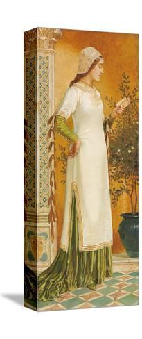 Laura Reading, 1885-Walter Crane-Stretched Canvas Print