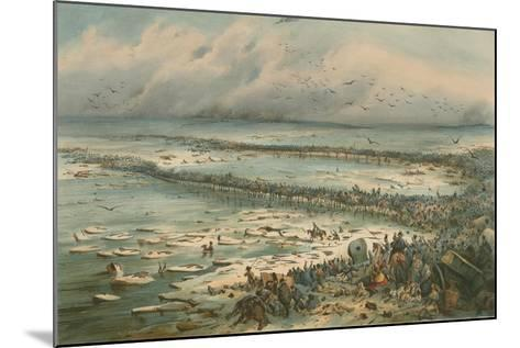 The Berezina Passage-V. Adam-Mounted Giclee Print