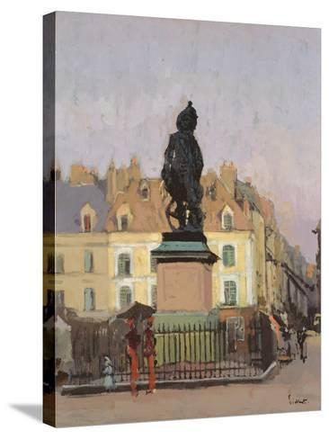 Le Grand Duquesne-Walter Richard Sickert-Stretched Canvas Print