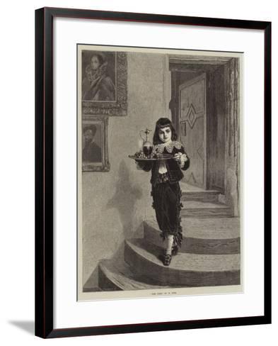 The Page-W. Fyfe-Framed Art Print