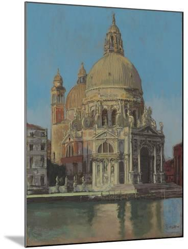 Santa Maria Della Salute, C. 1901-Walter Richard Sickert-Mounted Giclee Print