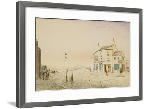 Victoria Road, Bootle-William Gavin Herdman-Framed Art Print