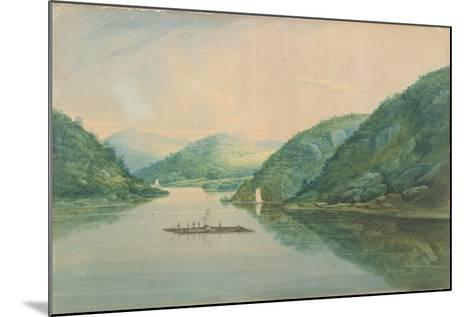 View Near Fort Montgomery, New York, 1820-William Guy Wall-Mounted Giclee Print