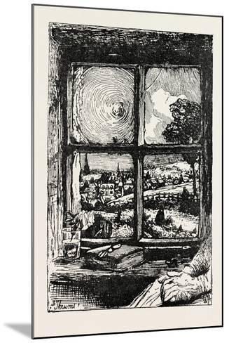 A Window in Thrums, 1893-William Brassey Hole-Mounted Giclee Print
