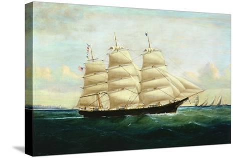 Huegenot of Boston-William H. Yorke-Stretched Canvas Print