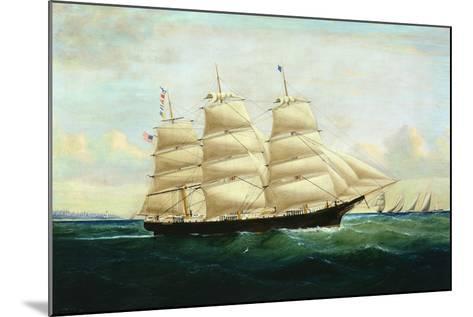 Huegenot of Boston-William H. Yorke-Mounted Giclee Print