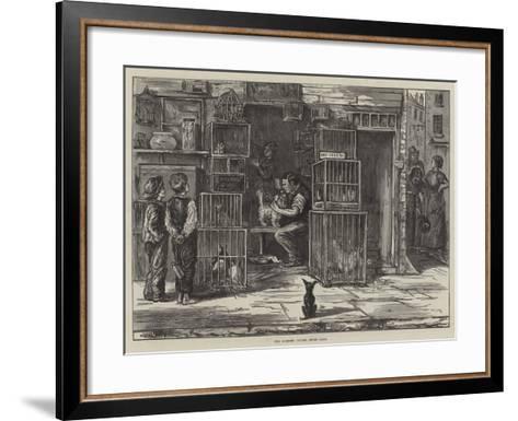The Morning Toilet, Seven Dials-William Bazett Murray-Framed Art Print