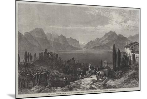 The Vintage, Desenzano, Lago Di Garda-William Harding Collingwood-Smith-Mounted Giclee Print