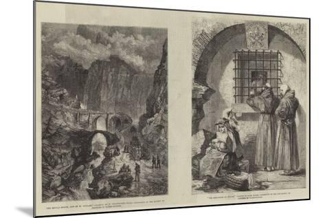 Fine Arts-William Harding Collingwood-Smith-Mounted Giclee Print