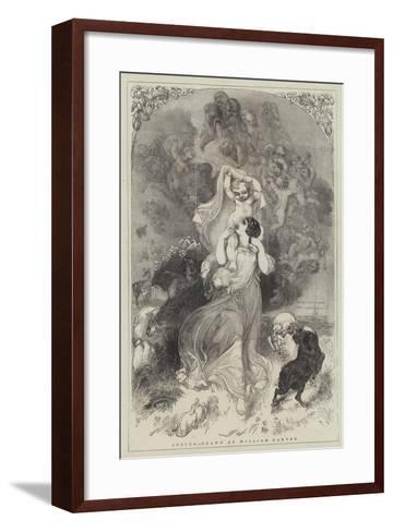 Spring-William Harvey-Framed Art Print