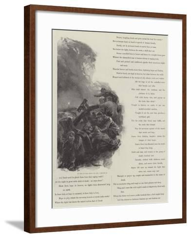 Grace Darling-William Heysham Overend-Framed Art Print