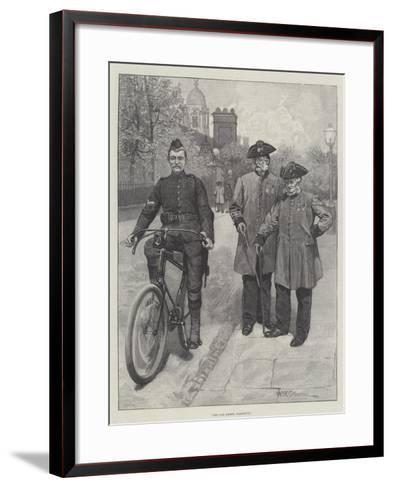 The Old Order Changeth-William Henry Charles Groome-Framed Art Print