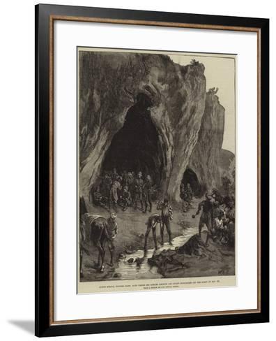 Lundi Khana-William Heysham Overend-Framed Art Print