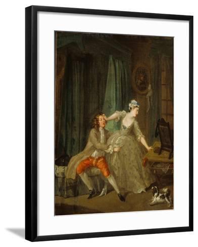 Before, C.1730-31-William Hogarth-Framed Art Print