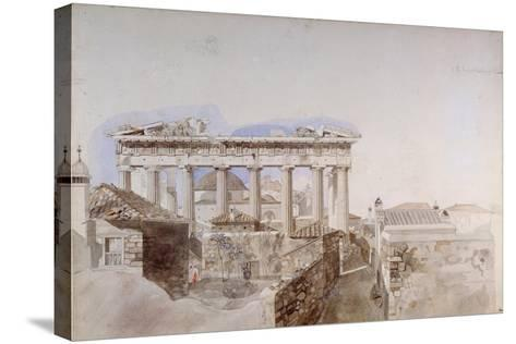 Ancient Greece-William Pars-Stretched Canvas Print