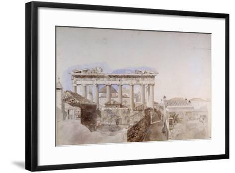 Ancient Greece-William Pars-Framed Art Print