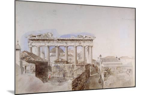 Ancient Greece-William Pars-Mounted Giclee Print