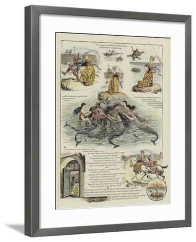 The Outlandish Knight-William Ralston-Framed Art Print
