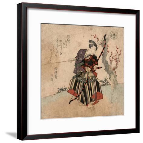 Shya-Yanagawa Shigenobu-Framed Art Print