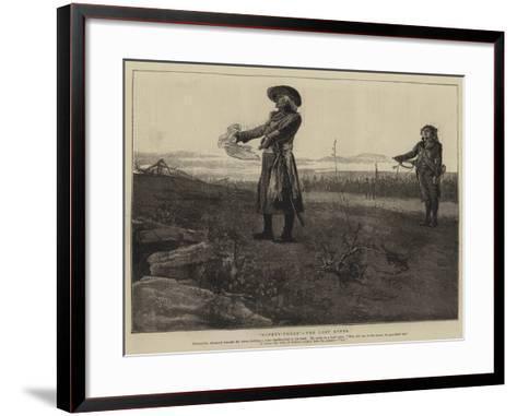Ninety-Three, the Last Offer-William Small-Framed Art Print