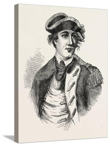 Benedict Arnold Was a General During the American Revolutionary War Who Originally Fought for the A--Stretched Canvas Print