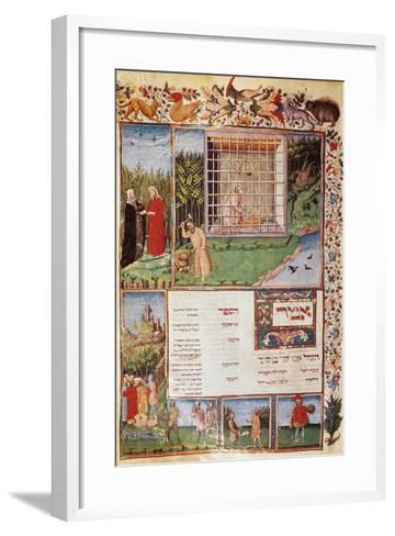 Avicenna (980-1037)--Framed Art Print