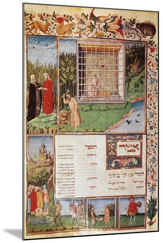 Avicenna (980-1037)--Mounted Giclee Print