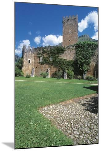 Caetani Castle--Mounted Photographic Print