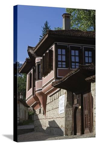 Birthplace of Bulgarian Revolutionary Todor Kableskov (1851-1876)--Stretched Canvas Print