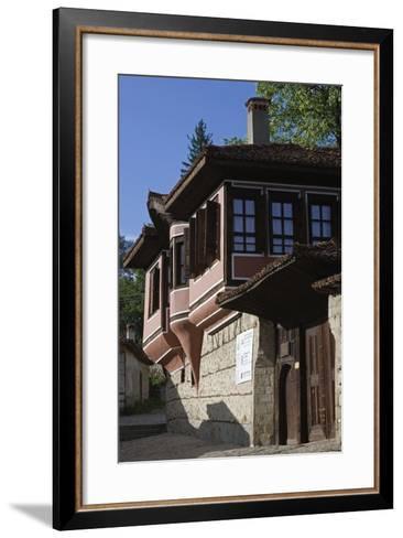 Birthplace of Bulgarian Revolutionary Todor Kableskov (1851-1876)--Framed Art Print