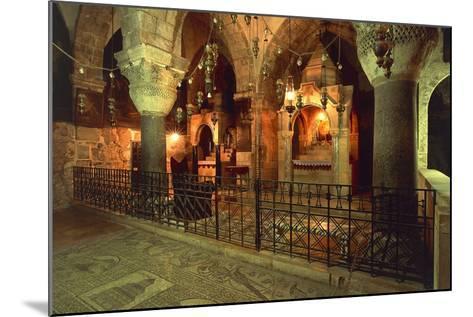 Chapel of St Helena--Mounted Photographic Print