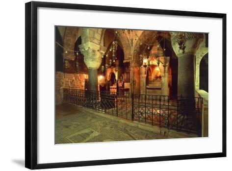 Chapel of St Helena--Framed Art Print