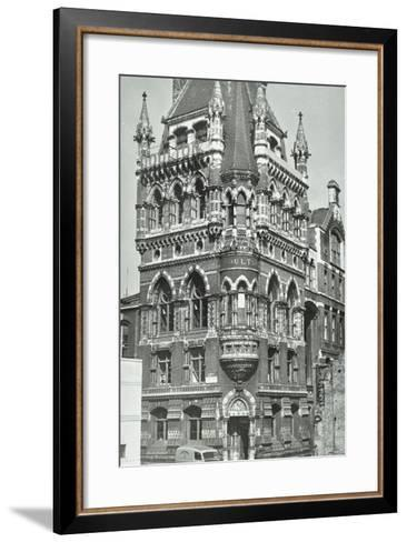 Doulton's Pottery--Framed Art Print