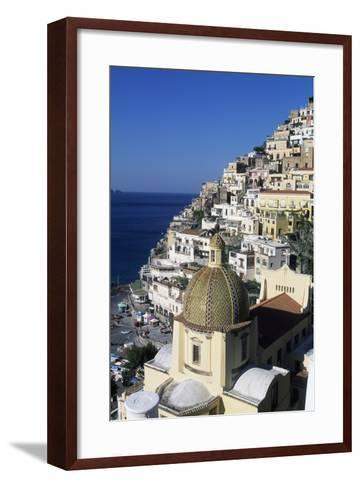Dome of Saint Mary of Assumption Church--Framed Art Print