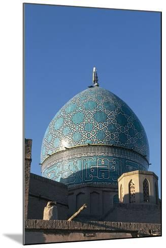 Dome of the Mausoleum of Shah Nematollah Vali (1330-1431)--Mounted Photographic Print
