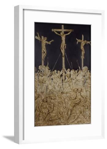 Crucifixion--Framed Art Print