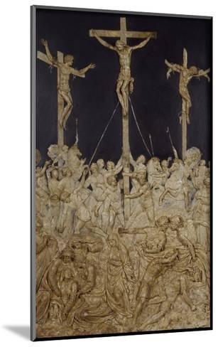 Crucifixion--Mounted Giclee Print