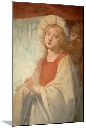 Female Figure--Mounted Giclee Print