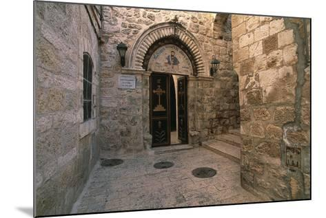 Entrance to the Church of St Mark--Mounted Photographic Print