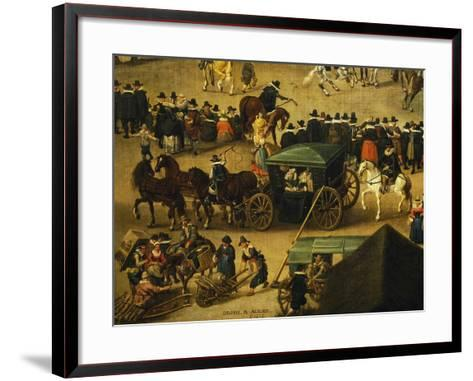 Festival of Our Lady of Forest--Framed Art Print