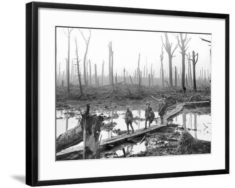Five Australians--Framed Art Print