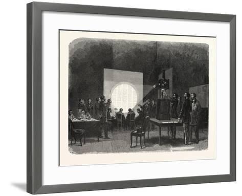 Franco-Prussian War--Framed Art Print