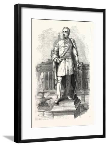 General Sir Henry Havelock--Framed Art Print