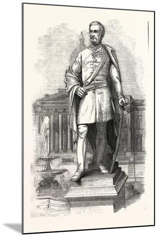 General Sir Henry Havelock--Mounted Giclee Print