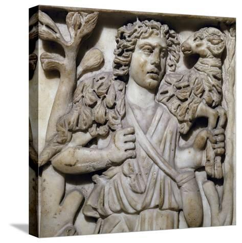 Good Shepherd--Stretched Canvas Print