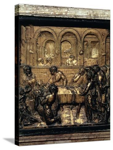 Herod's Feast--Stretched Canvas Print
