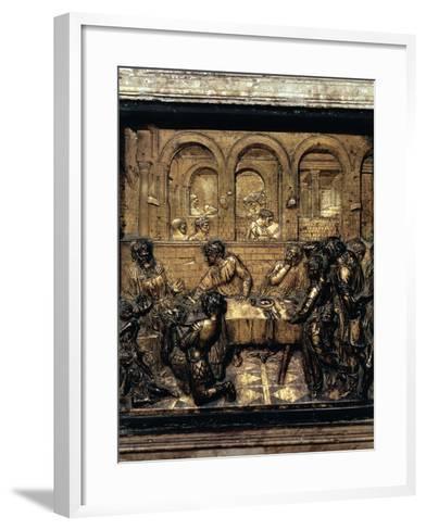 Herod's Feast--Framed Art Print